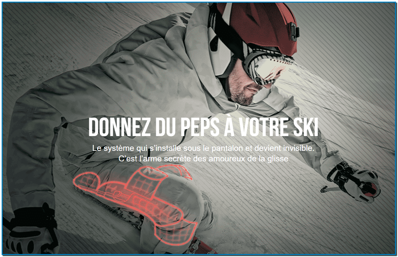 Ski Mojo améliore les performances multipliez par 4 votre temps de ski améliorer ses performances pour skier plus longtemps avecplus d'intensité ?