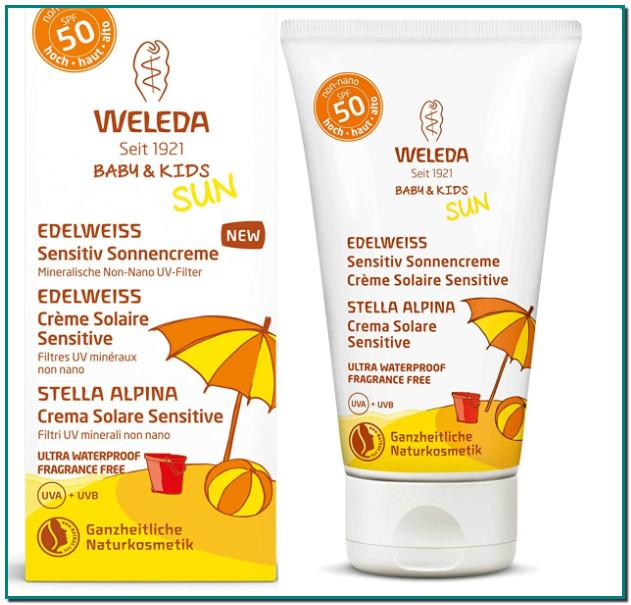 Achetez Weleda Baby & Kids Edelweiss Crème solaire SPF50 50ml Pas de la Casa Andorra