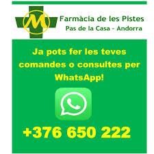 Black Friday Andorra en Gran Farmàcia Andorra parafarmacia grandes descuentos WhatsApp +376650222